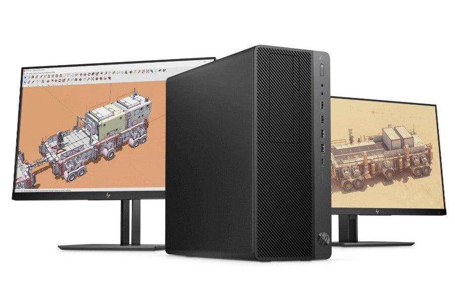 HP Z1 Entry Tower Desktop
