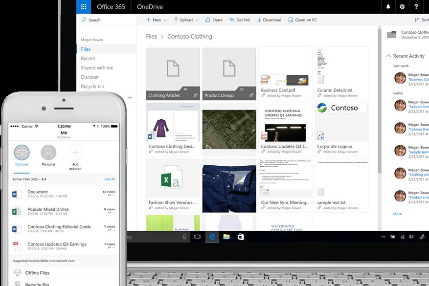 Microsoft 365 Onedrive