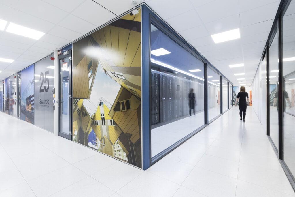 Datacenter Reset SmartDC - Rotterdam