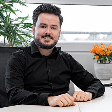 Productspecialist Frank van der Zalm