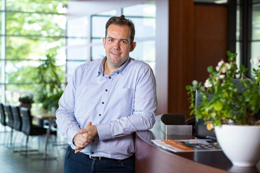 Roland Ketel - CEO
