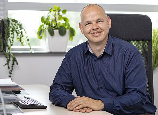 Marko van der Meer - accountmanager