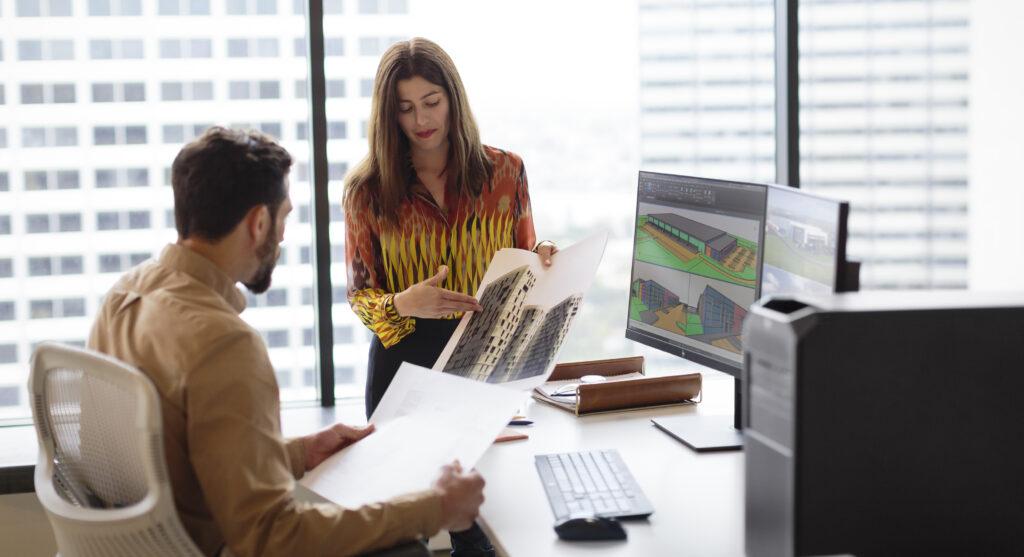 Systeembeheer voor architecten