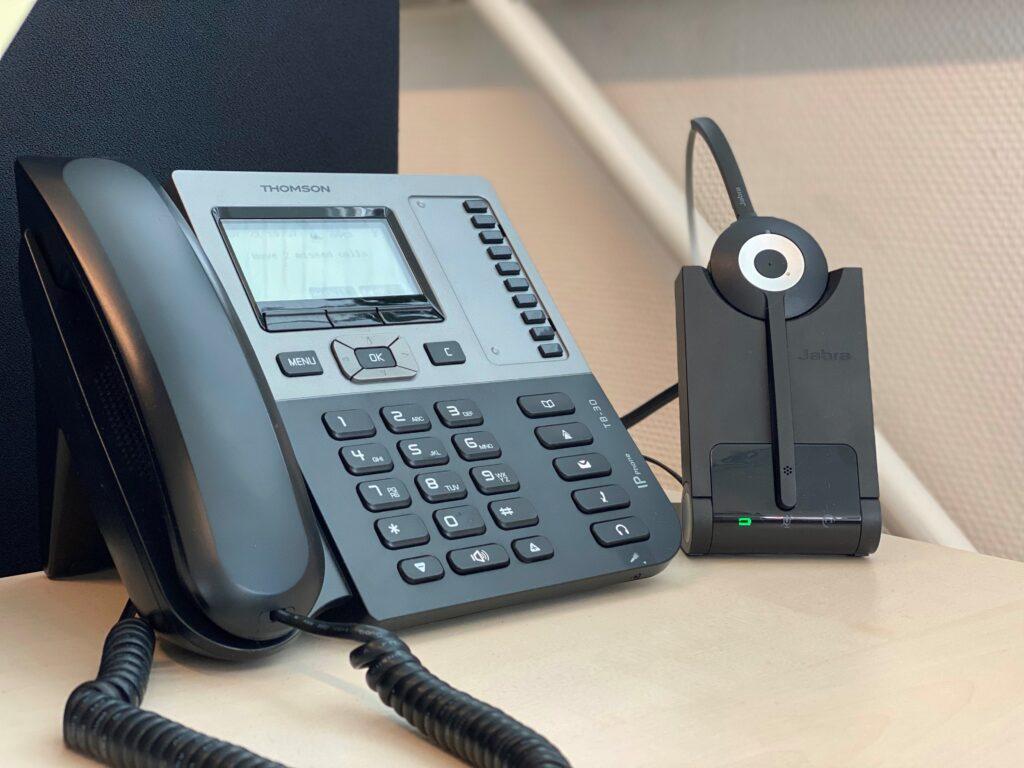 VoIP oplossing voor het Wasmachinehuis