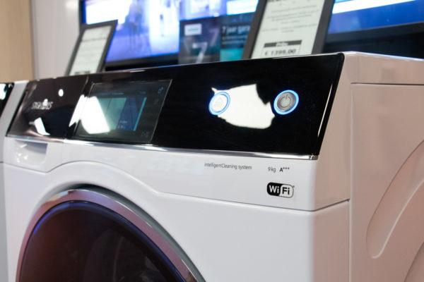 Wasmachines met WiFi zijn niet meer weg te denken.