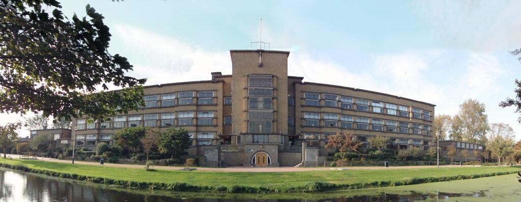 Het dalton College, onderdeel van VO Haaglanden