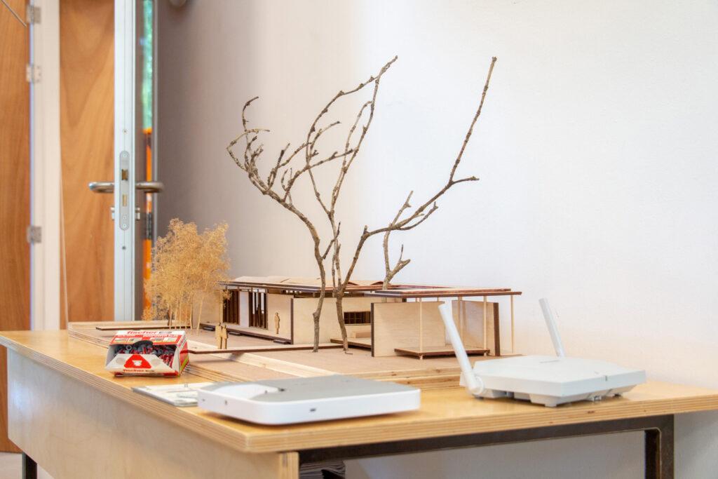 Nieuwe apparatuur in het Art Centre Delft