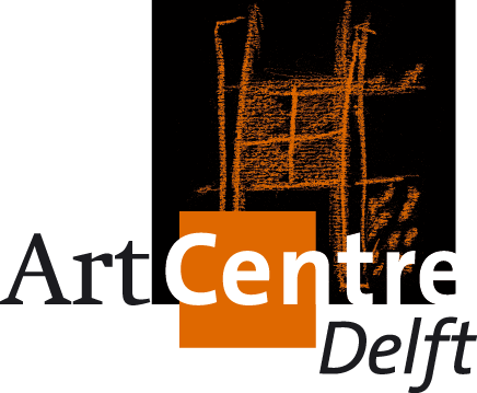 logo art centre delft