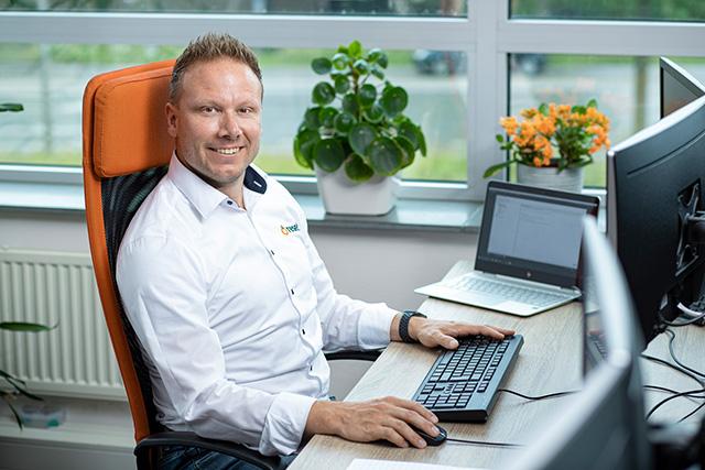 Dennis Schoneveld - Engineer