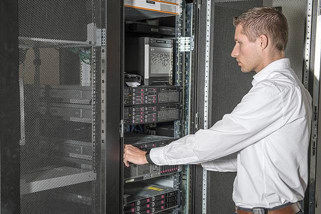 We inventariseren uw ICT infrastructuur
