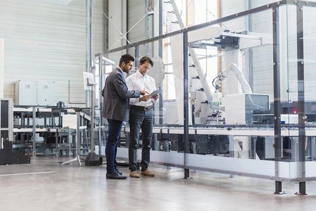 ICT voor uw productiebedrijf