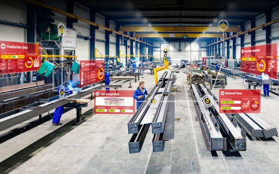 Automate steel fabrication - ConstruSteel