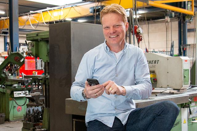 Erik Vierhout gaat voor duurzame ICT