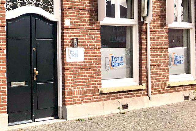 Kantoorpand Tyche Groep Den Haag