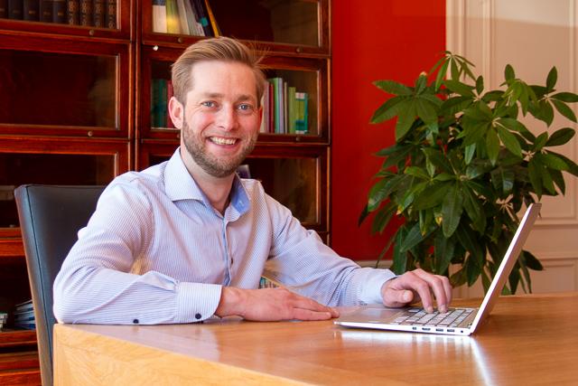 Tymen Roelofs zorgt bij Tychè groep voor flexibele ICT
