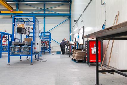 weighpack ict bij productiebedrijf