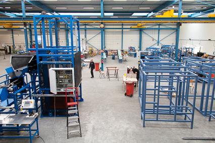 compleet management verpakkingslijn productiebedrijf  Weighpack