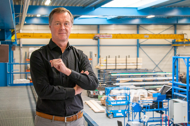 Simon Rijke - directeur Weighpack