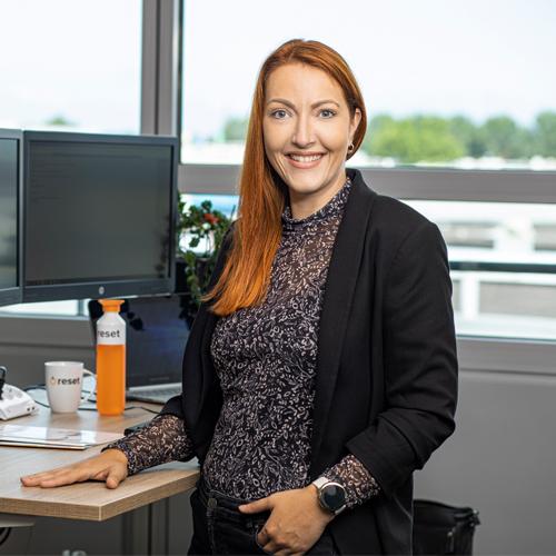 Tamara van den Berg - Binnendienst sales